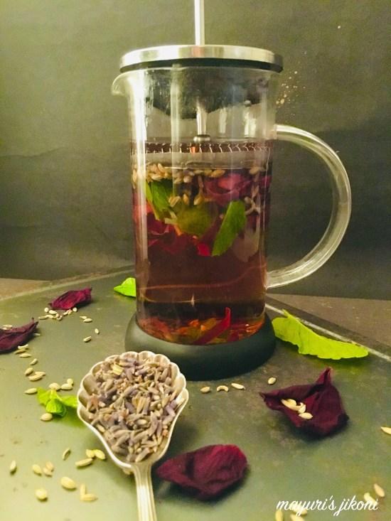lavender &fennel herbal tea 1