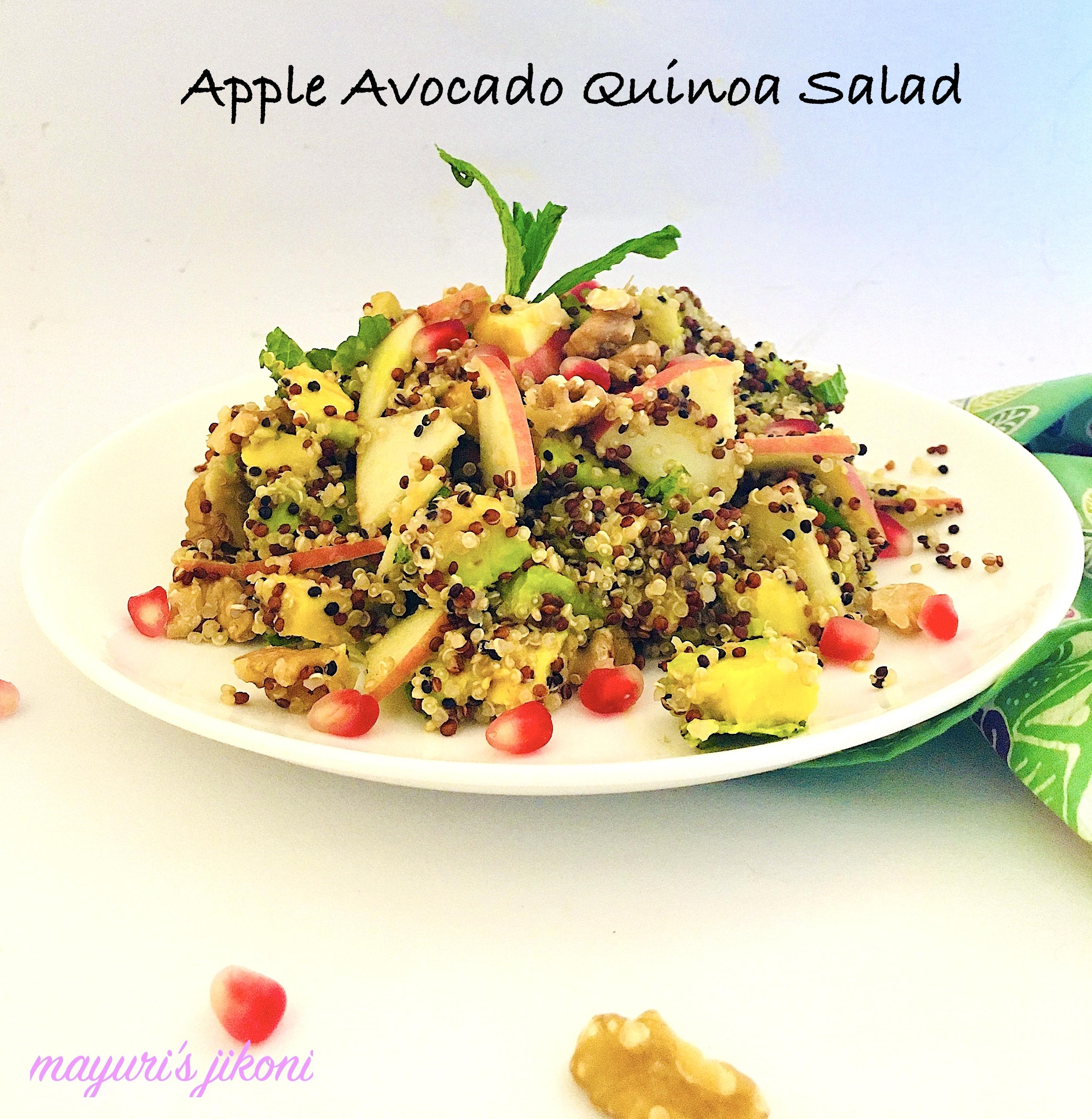Avocado Salad Recipes In Tamil