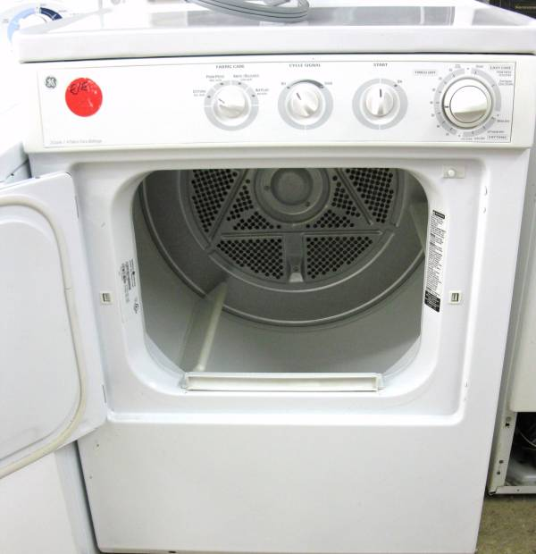 Used Ge Electric 220 Volt Dryer