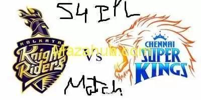 KKR vs CSK prediction