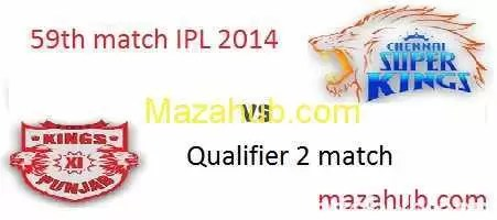 KXIP vs CSK Prediction