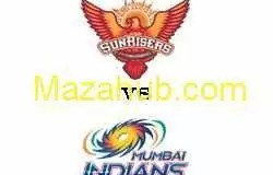 Sunrisers Hyderabad vs Mumbai Indians prediction