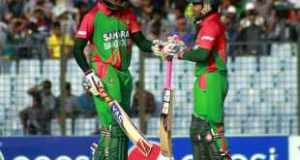 Bangladesh vs Zimbabwe 2nd ODI