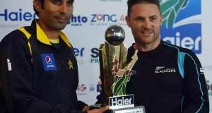Pakistan vs New Zealand 1st Test
