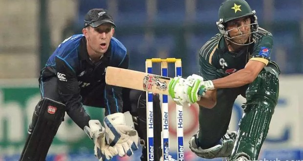 Pakistan vs New Zealand 5th ODI