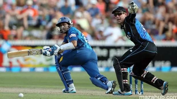New Zealand vs Sri Lanka 2nd ODI Highlights
