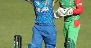 England vs Sri Lanka 1st Mar