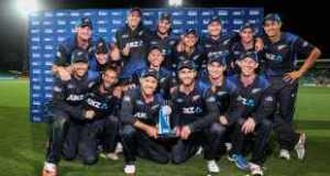 New Zealand vs Zimbabwe 2nd warm up World Cup 2015