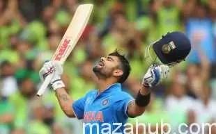 Virat Kohli 107 scores vs Pakistan