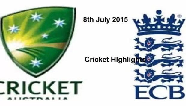 Eng vs Aus 1st test Cricket Highlights