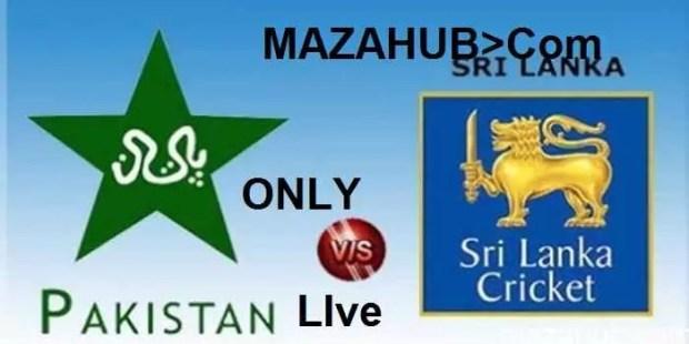 Pak vs SL 3rd Test JULY 2015