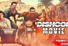Dishoom is a 2016 Indian action-comedy film