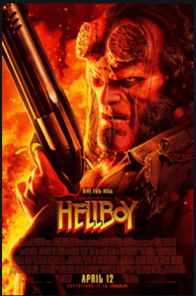 Hellboy 2019 Movie Free Download HD 720P