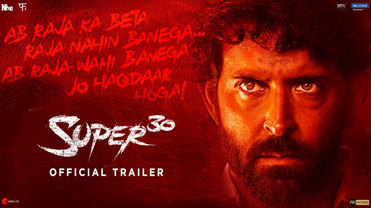 Super 30 – Math, challenging social norms and thrill, all enrolled into one