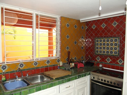 Pedre Groso kitchen after