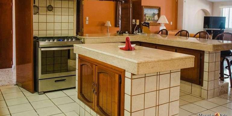 Mazatlan- 5 bedrooms in El Cid Golf Course Home-For Sale-28