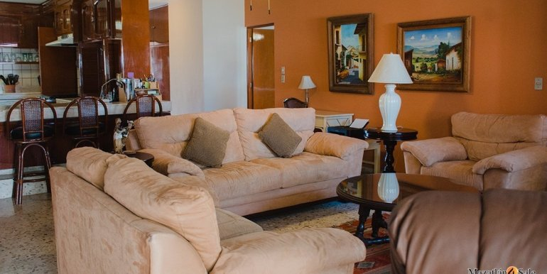 Mazatlan- 5 bedrooms in El Cid Golf Course Home-For Sale-41