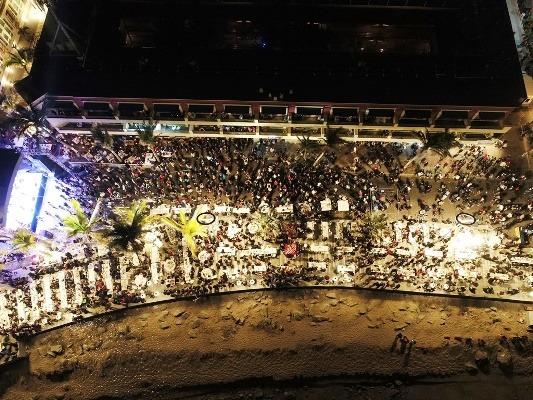 A tradition was born in Mazatlan with the massive New Year event 2019 4