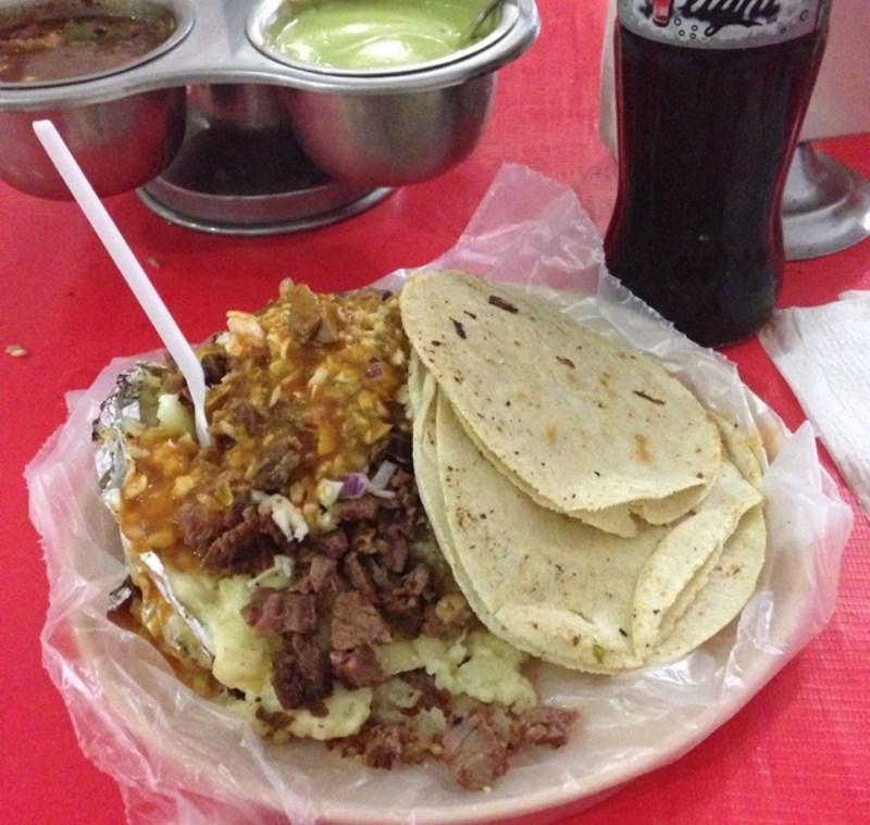 tacos playa sur