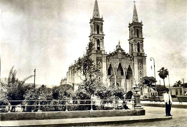 Catedral- Mazatlan