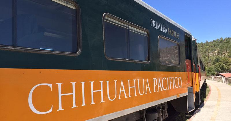 Tren Chepe Chihuahua pacifico