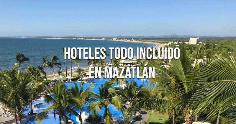 Hoteles todo incluido mazatlan