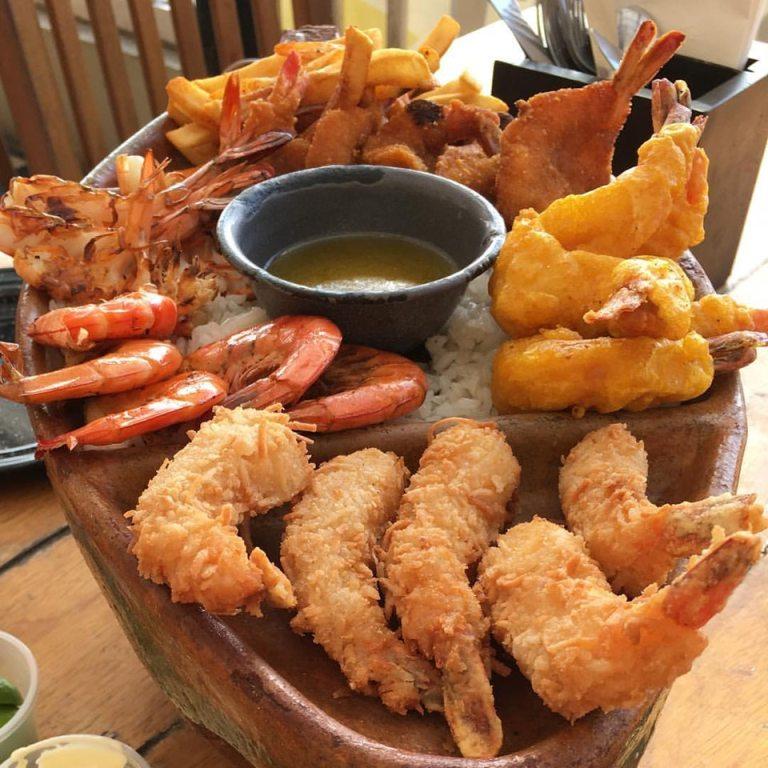 El Shrimp Bucket Mazatlán