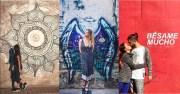 Arte urbano en las calles de Mazatlán