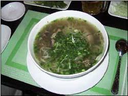 ベトナム料理の代表 ホー