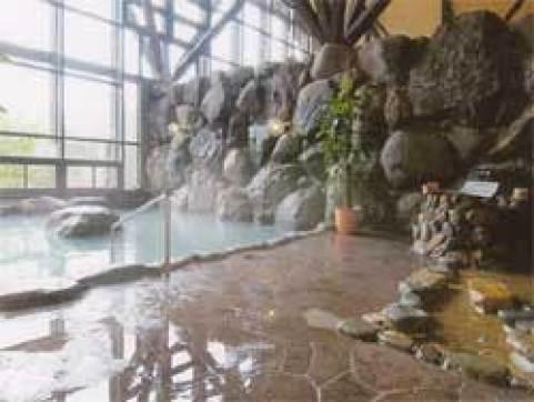お風呂の写真(パンフレットより)
