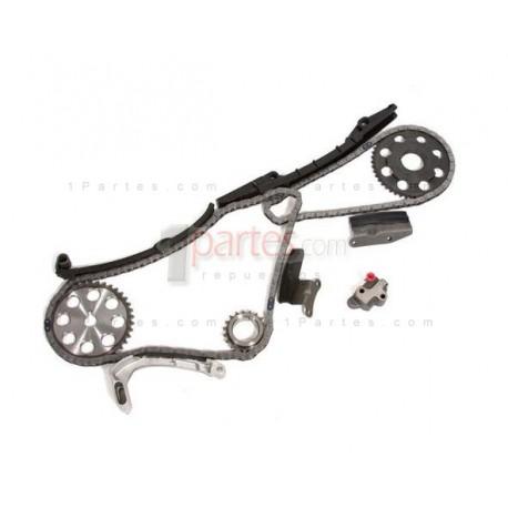 Kit de cadena de tiempos|Mazda|MPV|B2600|BT50|G60112500A