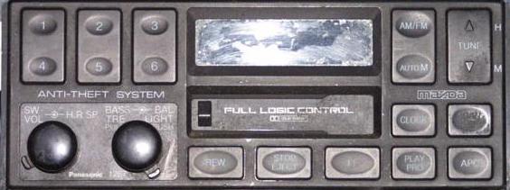 1990 Mazda Miata Radio Wiring Diagram - Wiring Diagram