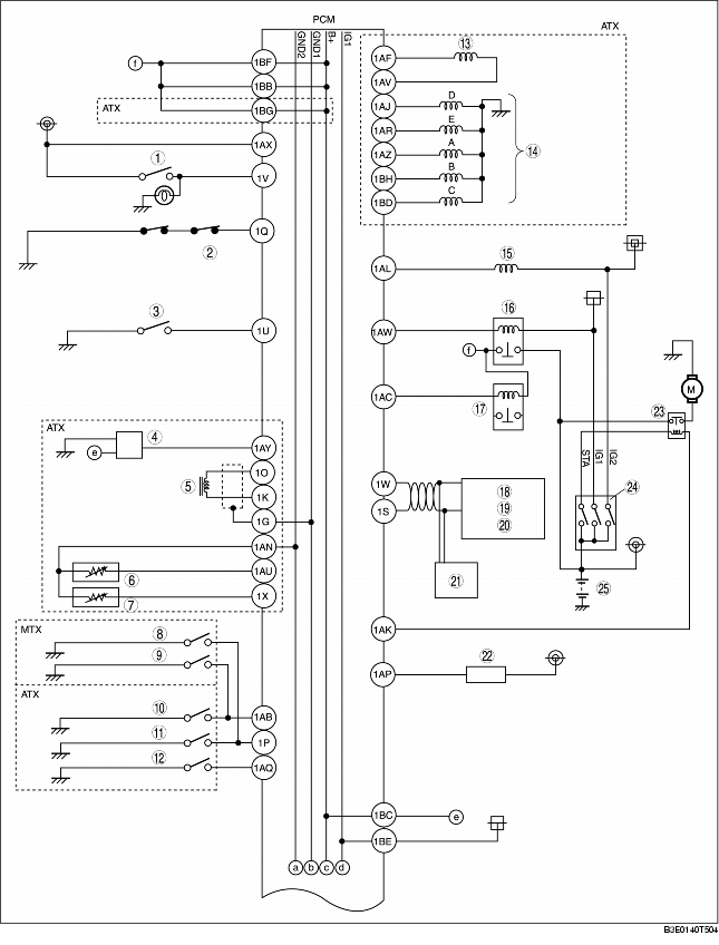 Mazda 3 Abs Wiring Diagram