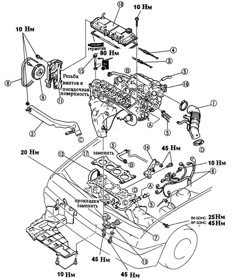 Mazda 323 Owners Manual