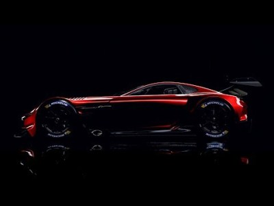 MAZDA RX-VISION GT3 CONCEPT : Unveiled