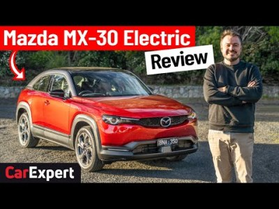 Mazda MX-30 Electric detailed review 2021: Best EV in the segment?