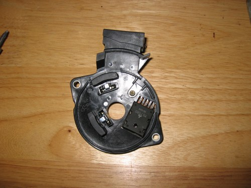 small resolution of hei ignition module modification installation tutorials how to here is an image of all of the