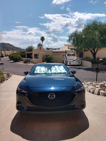 2019 Mazda 3 of Mike Williams