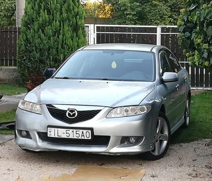 Stanislav Jasenka's Mazda