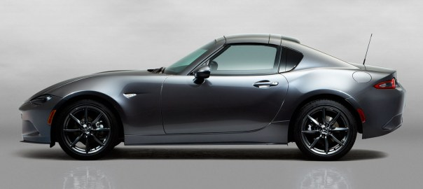 Mazda MX-5 Miata RF Launch Edition
