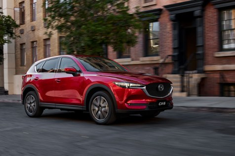 2017 Mazda CX-5 - Smartphone Integration Compatibility