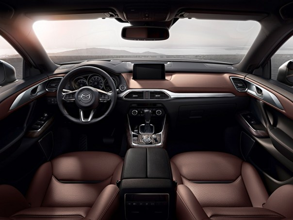 CX-9 - 10 Best Interiors