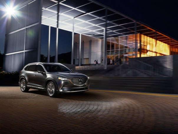 New 2018 Mazda CX-9 in McKinney, Texas