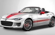 Artists Invisions Abarth Roadster // Mazda MX-5-Based Roadster