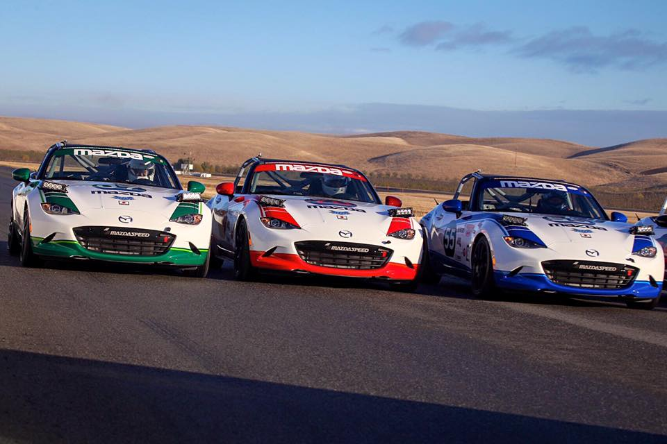 Mazda At The 25 Hours Of Thunderhill // Streaming Live Today
