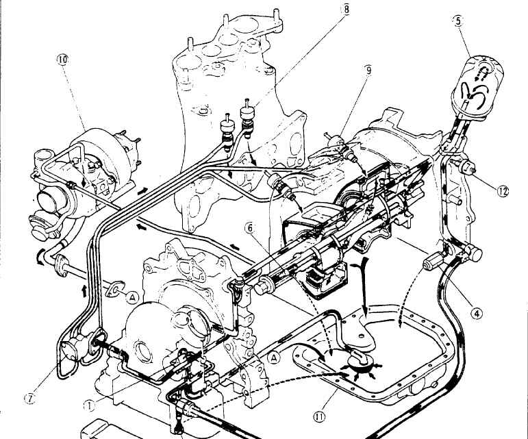 Mazda Rx7 Engine Diagram, Mazda, Free Engine Image For