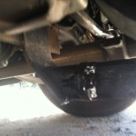 Receiver hitch new bolt
