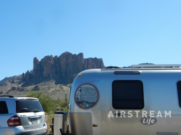 Superstition Mtns Airstream
