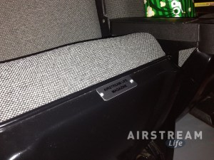 Elder Theater Airstream Life seat