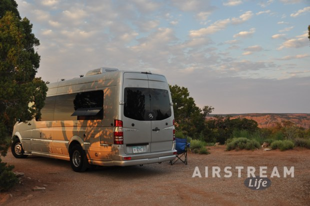 Airstream Interstate Navajo National Monument